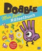 Cover-Bild zu Dobble - Mein Super-Rätselbuch von Lebrun, Sandra