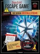 Cover-Bild zu Junior Escape Game von Lebrun, Sandra