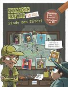 Cover-Bild zu Finde den Täter - Sherlock Holmes für Kids von Lebrun, Sandra