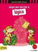 Cover-Bild zu Juegos Para Ejercitar La Logica von Chenot, Patrick