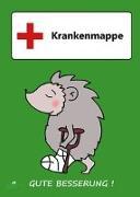 Cover-Bild zu GSV Krankenmappe für die Grundschule Igel - grün von Foerster, Tamara (Illustr.)