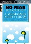 Cover-Bild zu No Fear Shakespeare: A Midsummer Night's Dream von Shakespeare, William