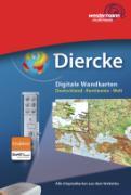 Cover-Bild zu Diercke Weltatlas. Deutschland - Kontinente - Welt. Digitale Wandkarten. SL