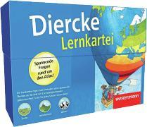 Cover-Bild zu Diercke Grundschulatlas. Ausgabe 2009. Lernkartei