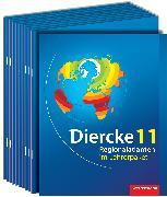 Cover-Bild zu Diercke Weltatlas. Regionalatlanten. Lehrerpaket