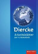 Cover-Bild zu Diercke Weltatlas 5.-13. Arbeitsblätter zur Kartenarbeit von Diekmann-Boubaker, Nadine