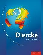 Cover-Bild zu Diercke Weltatlas. Ausgabe 2008. Modellregister von Bartz, Jutta