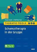 Cover-Bild zu Therapie-Tools Schematherapie in der Gruppe (eBook) von Demmert, Antje