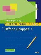 Cover-Bild zu Therapie-Tools Offene Gruppen 1 (eBook) von Lindenmeyer, Johannes (Hrsg.)