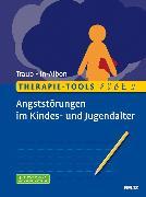 Cover-Bild zu Therapie-Tools Angststörungen im Kindes- und Jugendalter (eBook) von Traub, Johannes