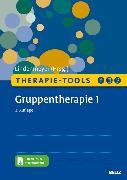 Cover-Bild zu Therapie-Tools Gruppentherapie 1 (eBook) von Lindenmeyer, Johannes (Hrsg.)