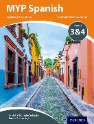Cover-Bild zu MYP Spanish Language Acquisition Phases 3 & 4 von Gonzalez Salgado, Cristobal