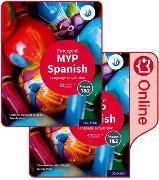 Cover-Bild zu MYP Spanish Language Acquisition (Emergent) Print and Enhanced Online Course Book Pack von González Salgado, Cristóbal
