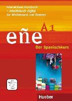 Cover-Bild zu eñe A1. Interaktives Kursbuch für Whiteboard und Beamer von González Salgado, Cristóbal