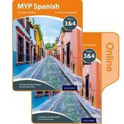 Cover-Bild zu MYP Spanish Language Acquisition Print and Online Student Book Pack Phases 3 & 4 von Gonzalez Salgado, Cristobal