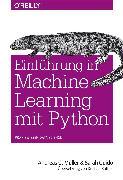 Cover-Bild zu Einführung in Machine Learning mit Python (eBook) von Müller, Andreas C.