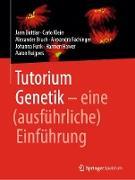 Cover-Bild zu Tutorium Genetik (eBook) von Buttlar, Jann