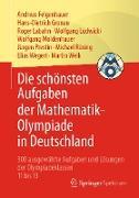 Cover-Bild zu Die schönsten Aufgaben der Mathematik-Olympiade in Deutschland (eBook) von Felgenhauer, Andreas