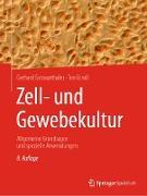 Cover-Bild zu Zell- und Gewebekultur (eBook) von Gstraunthaler, Gerhard