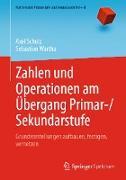 Cover-Bild zu Zahlen und Operationen am Übergang Primar-/Sekundarstufe (eBook) von Schulz, Axel