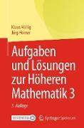 Cover-Bild zu Aufgaben und Lösungen zur Höheren Mathematik 3 (eBook) von Höllig, Klaus