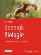 Cover-Bild zu Boenigk, Biologie - Arbeitsbuch für Studium und Oberstufe (eBook) von Boenigk, Jens