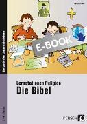 Cover-Bild zu Lernstationen Religion: Die Bibel (eBook) von Weber, Nicole