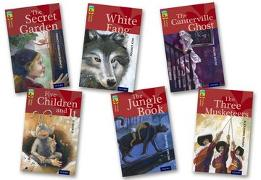 Cover-Bild zu Oxford Reading Tree TreeTops Classics: Level 15: Pack of 6 von Kipling, Rudyard