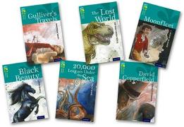 Cover-Bild zu Oxford Reading Tree TreeTops Classics: Level 16: Pack of 6 von Sewell, Anna