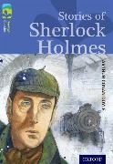 Cover-Bild zu Oxford Reading Tree Treetops Classics: Level 17: Stories of Sherlock Holmes von Conan Doyle, Arthur
