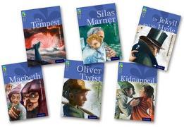 Cover-Bild zu Oxford Reading Tree TreeTops Classics: Level 17 More Pack A: Pack of 6 von Stevenson, Robert Louis