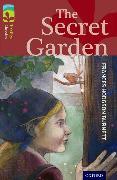 Cover-Bild zu Oxford Reading Tree TreeTops Classics: Level 15: The Secret Garden von Hodgson Burnett, Frances