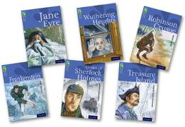 Cover-Bild zu Oxford Reading Tree TreeTops Classics: Level 17: Pack of 6 von Shelley, Mary