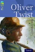 Cover-Bild zu Oxford Reading Tree Treetops Classics: Level 17 More Pack A: Oliver Twist von Dickens, Charles