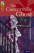 Cover-Bild zu Oxford Reading Tree TreeTops Classics: Level 15: The Canterville Ghost von Wilde, Oscar