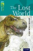 Cover-Bild zu Oxford Reading Tree TreeTops Classics: Level 16: The Lost World von Doyle, Sir Arthur Conan