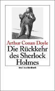 Cover-Bild zu Die Rückkehr des Sherlock Holmes von Doyle, Sir Arthur Conan
