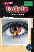 Cover-Bild zu PONS Kurzkrimis: To Die For (eBook) von Butler, Dominic