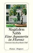 Cover-Bild zu Eine Japanerin in Florenz von Nabb, Magdalen