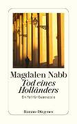 Cover-Bild zu Tod eines Holländers von Nabb, Magdalen