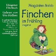 Cover-Bild zu Finchen im Frühling (Audio Download) von Nabb, Magdalen