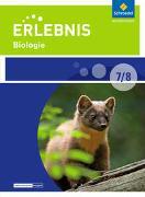 Cover-Bild zu Erlebnis Biologie 7/8. Schülerband. Differenzierende Ausgabe. Sekundarschulen und Oberschulen. Berlin und Brandenburg