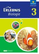 Cover-Bild zu Erlebnis Biologie 3. Schülerband. Differenzierende Ausgabe. Niedersachsen