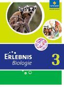 Cover-Bild zu Erlebnis Biologie 3. Schülerband. Hauptschulen. Nordrhein-Westfalen