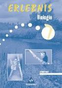 Cover-Bild zu Erlebnis Biologie 7.Arbeitsheft. Sachsen