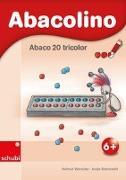 Cover-Bild zu Abacolino. Abaco 20 tricolor. Arbeitsheft von Wentzke, Helmut