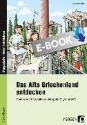Cover-Bild zu Das Alte Griechenland entdecken (eBook) von Jebautzke, Kirstin