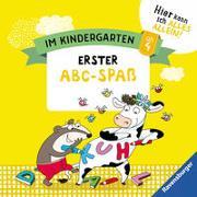Cover-Bild zu Im Kindergarten: Erster Abc-Spaß von Jebautzke, Kirstin