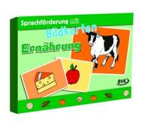 Cover-Bild zu Sprachförderung mit Bildkarten Ernährung von Hochmann, Carmen