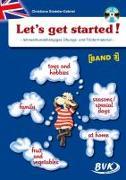 Cover-Bild zu Let's get started! Band 3 (inkl. Audio) von Stedeler-Gabriel, Christiane